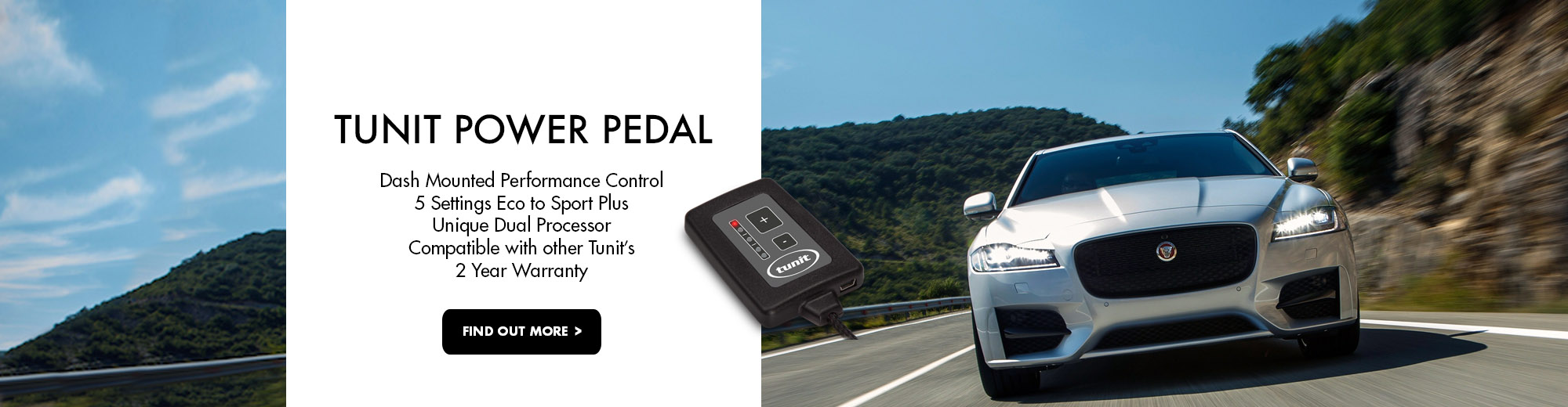 Front Page – Power Pedal