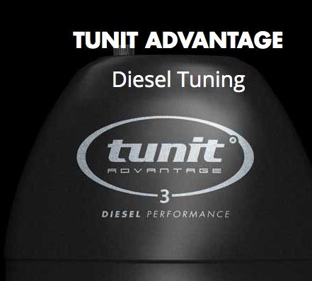 Tunit advantage product close up